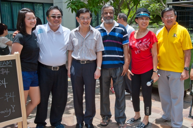 eduKate is committed to community development. 2014  Pinevale E.C Tampines with Minister of Education Heng Swee Keat and Pinevale Committee