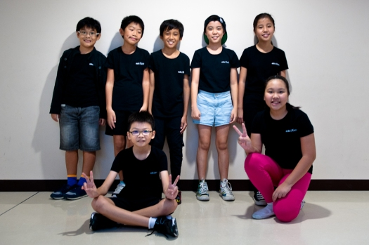 P6 eduKate Students at Tampines Tuition Centre