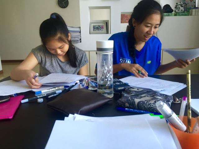 Punggol TUtor IP Programme Dunman High