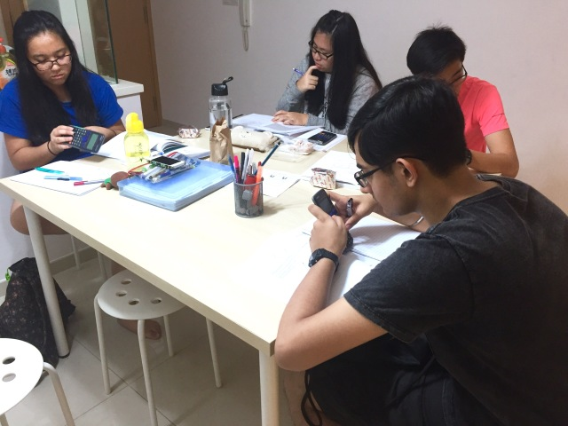 Punggol A Math tuition GCE O level