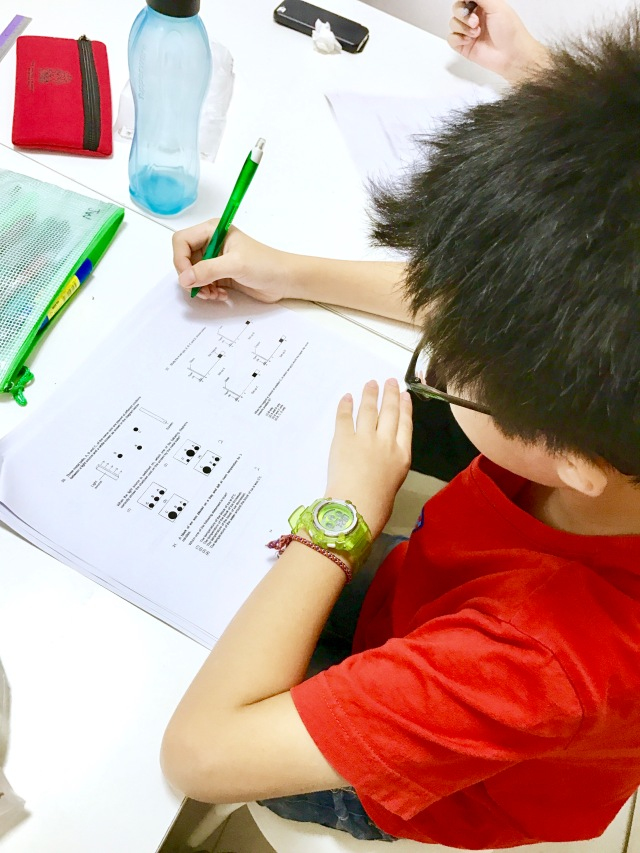 punggol tuition english math science tutor primary secondary