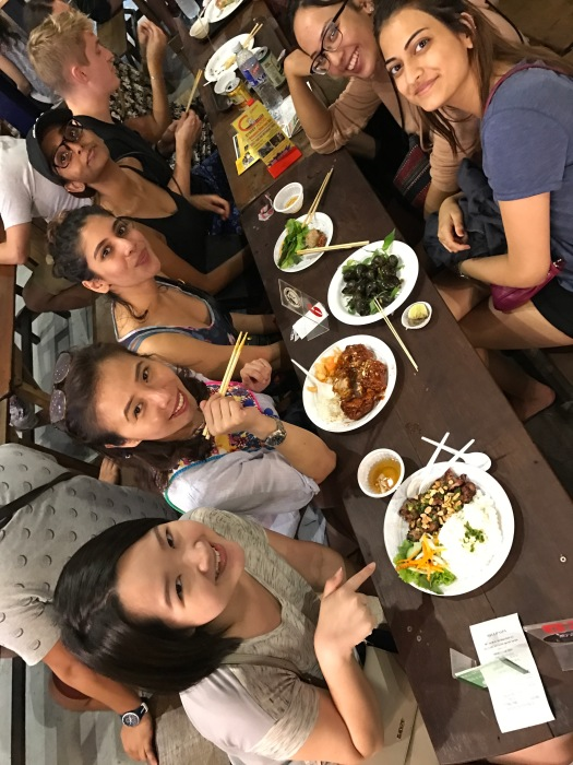 Punggol Tutors English Math Science Tuition Female Small Group Tuition and International Friends at Ho Chi Minh. Vietnam.