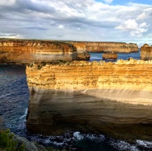 Razorback, The 12 Apostles, Vic, Australia by Yuet Ling