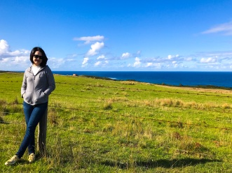 Tutor Yuet Ling in Melbourne, Australia.Cape Otway.