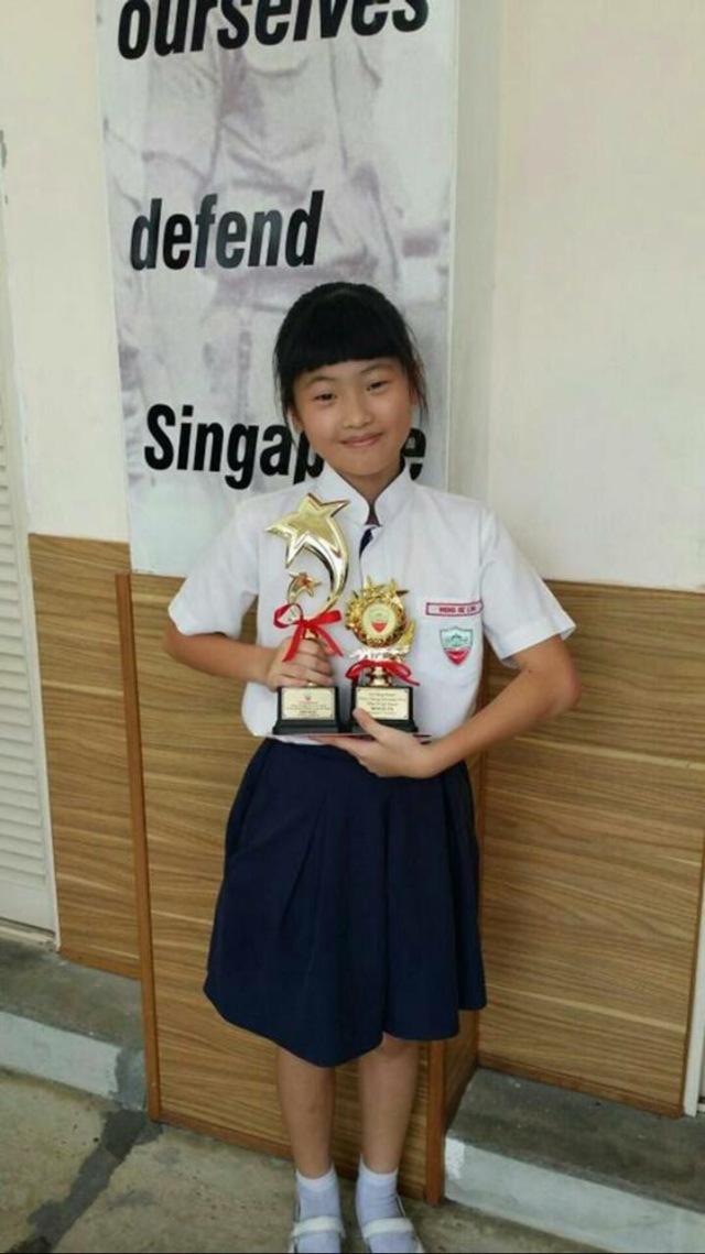 Award winning Punggol English Math Science Creative Writing Primary Secondary Tuition Female Tutor Small group class