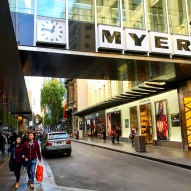 Melbourne Shopping by Yuet Ling