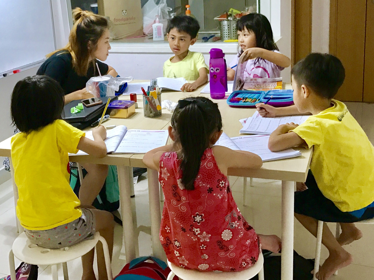 Tutor in Punggol Intensive Tuition Punggol English Maths Science Tuition Small Group Creative Writing. additional mathematics